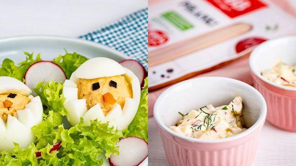 Wielkanocne menu dziecko