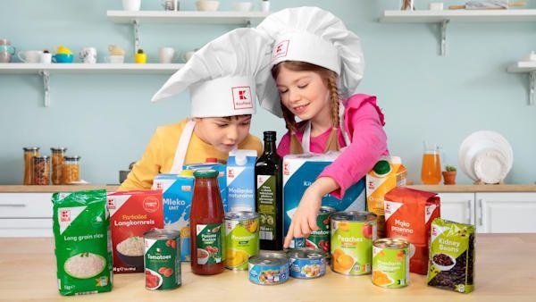 Kaufland rodzinne zdrowe gotowanie