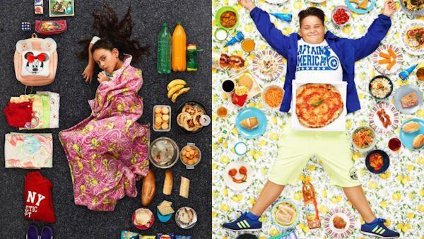 Dieta dzieci swiat