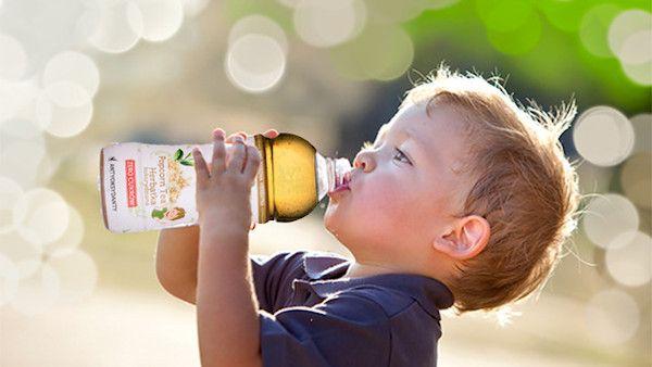 Zdrowa alternatywa niezdrowe napoje