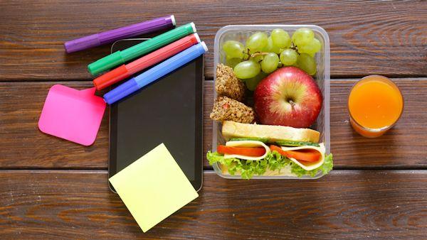 Zdrowie odzywianie rok szkolny