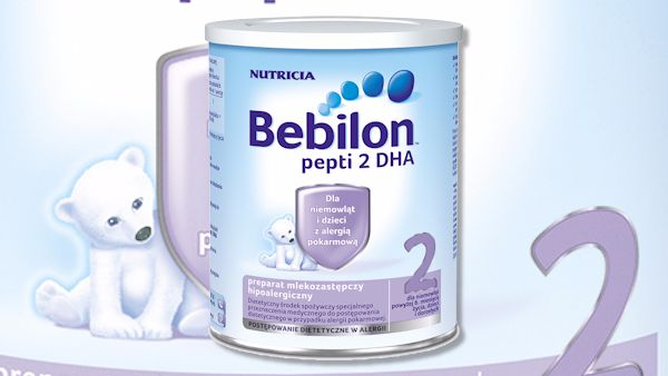 Bebilon pepti2 dha