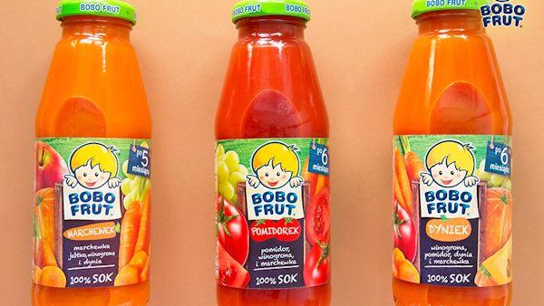 Warzywa owoce sok