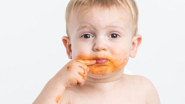 Mieso dieta dziecka