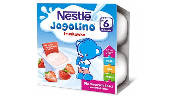 Nestle Jogolino truskawka