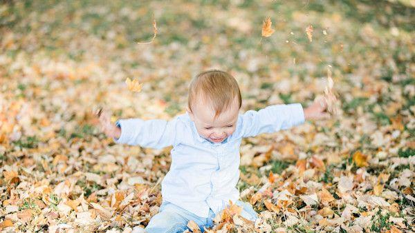 Jesienna dieta malucha pochmurne dni