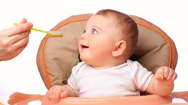 Powody niemowle kaszki