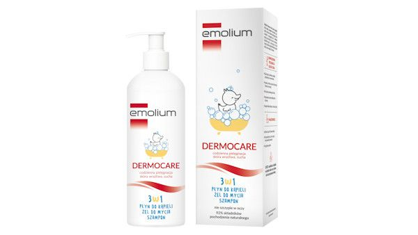 Emolium dermocare 3w1