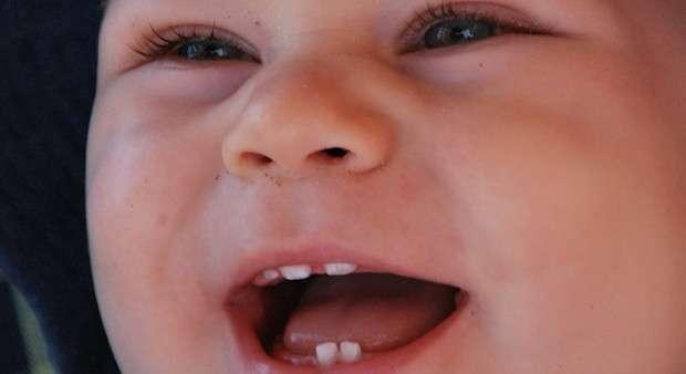 Ząbki dziecka