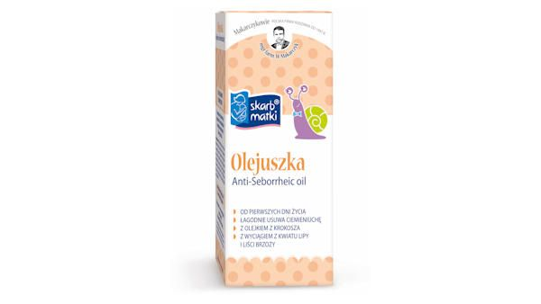 Olejuszka anti seborrheic oil