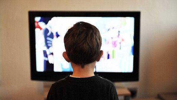 Niemowlak telewizja