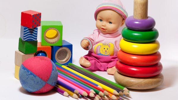 Dobierz zabawke wiek dziecka