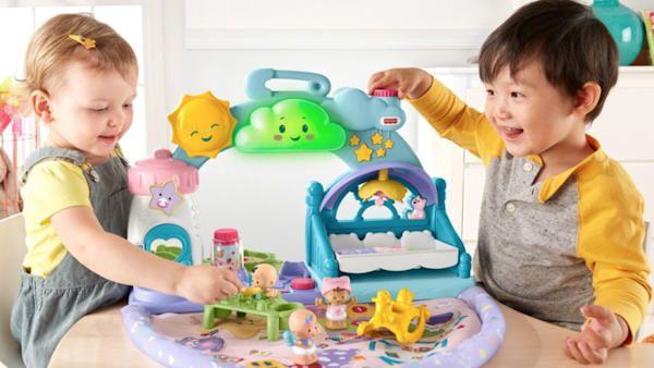 Pomysly upominki swiateczne dla dzieci