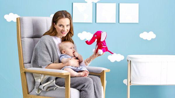 Prezent baby shower
