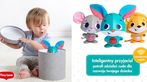 Zabawki interaktywne600