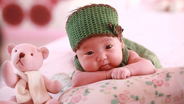 Czkawka niemowlak