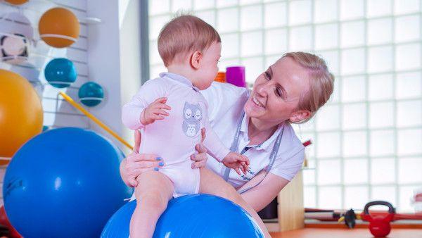 Rehabilitacja neurologiczna dziecka