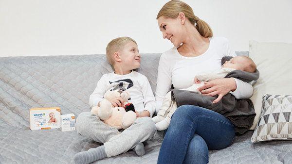 Domowe sposoby katar dziecko