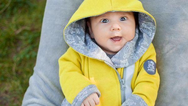5patentow ubrac niemowlaka