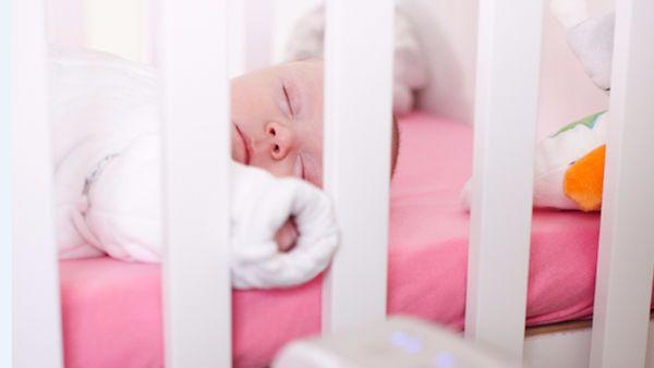Zapewnij spokojny sen dziecko