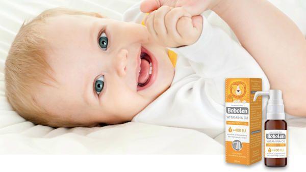 Witamina d3 dla niemowlat