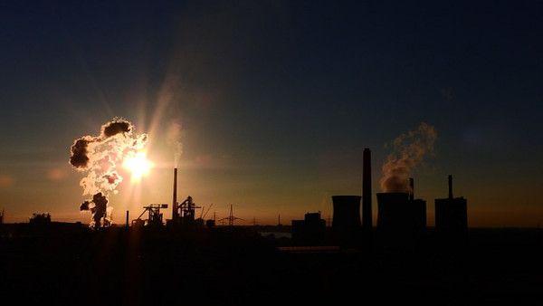 Zanieczyszczenie powietrza plodnosc