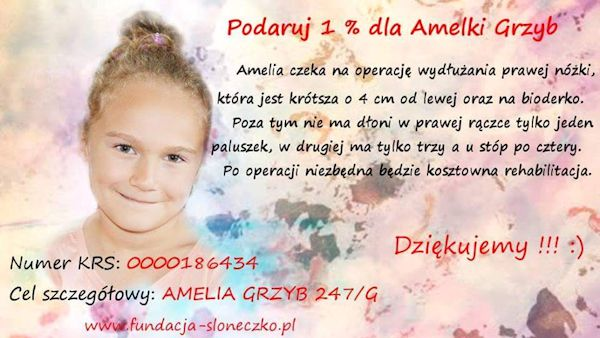 Amelka Grzyb