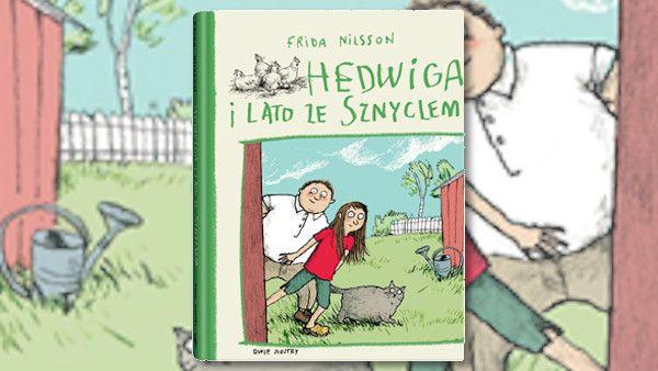 Hedwiga lato ze sznuclem