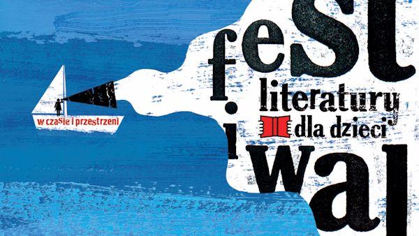 Festiwal literatury dla dzieci logo