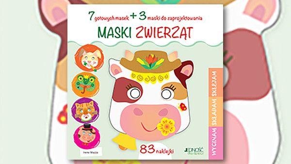 Maski zwierzat