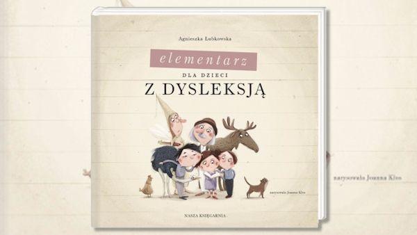Elementarz dla dzieci z dysleksja