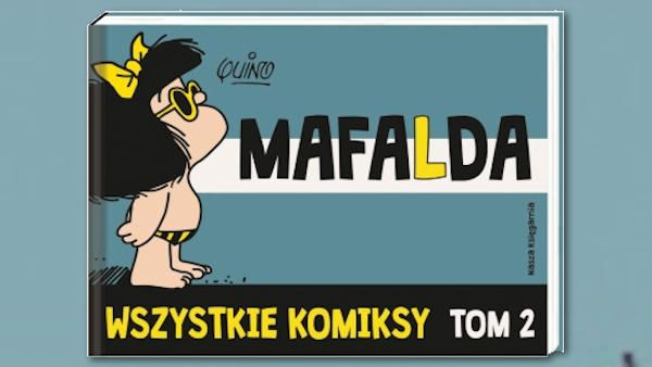 Mafalda wszystkie komiksy2