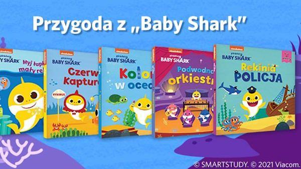 Przygoda baby shark