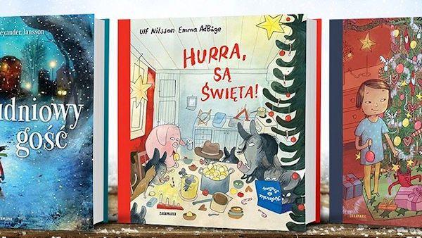 Swiateczne ksiazki dla dzieci