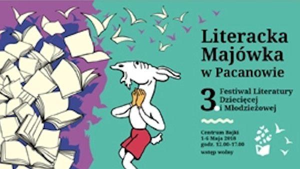 Festiwal literatury dzieciecej pacanow