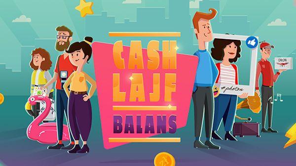 Cash lajf balans