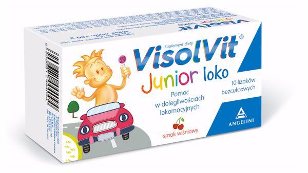 Visolvit junior loko600