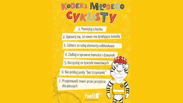 Kodeks mlodego cyklisty
