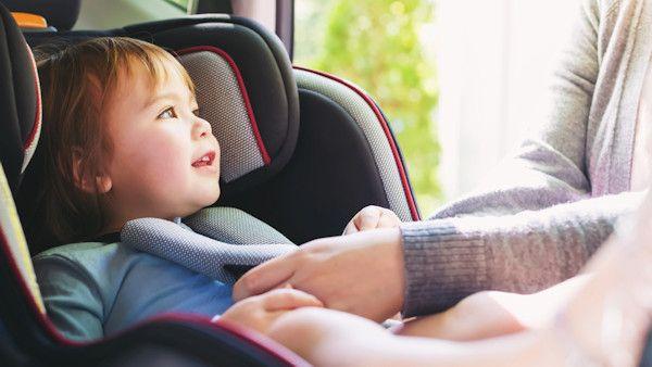 Bezpieczna podroz dziecko