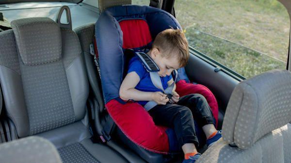 Rezygnacja fotelik samochodowy