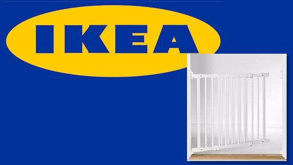 Ikea wycofuje barierki patrull