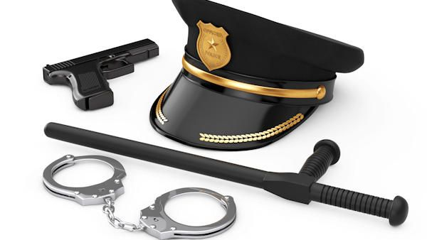 Policja stolowka
