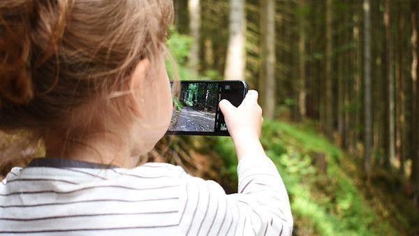 Nowe technologie zly wplyw dzieci