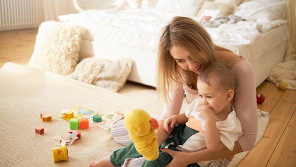 Opiekunka dziecko wady zalety