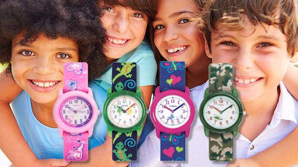 Zegarek jak z dzieciecych snow